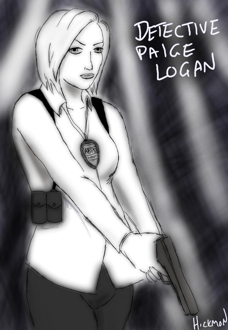10 April 2015 - Detective Paige Logan