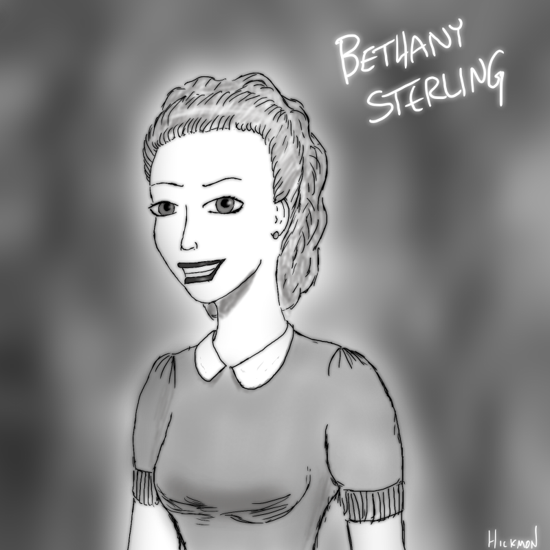 8 April 2015 - Bethany Sterling
