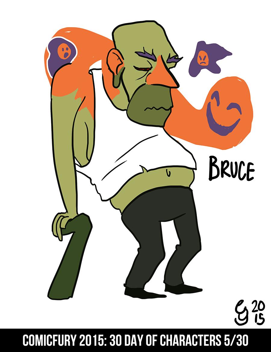 Day 5: Bruce