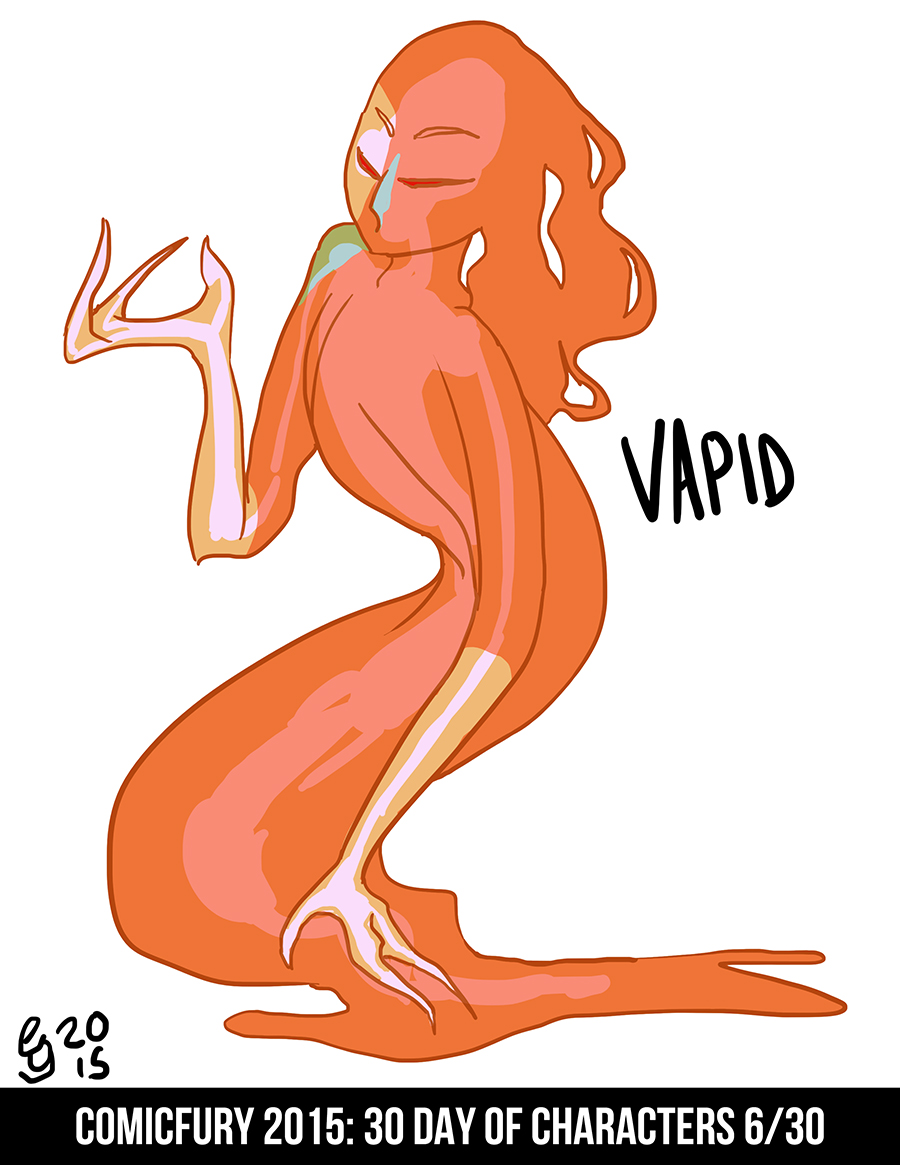 Day 6: Vapid