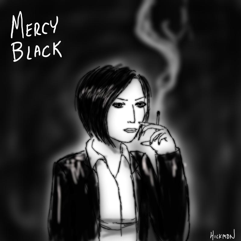 14 April 2015 - Mercy Black