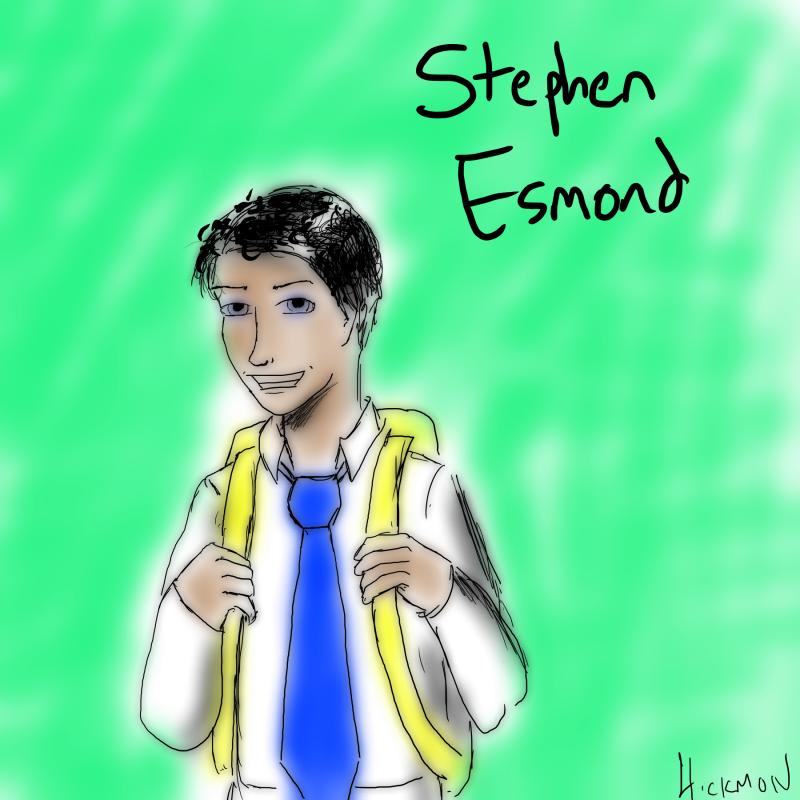 17 April 2015 - Stephen Esmond