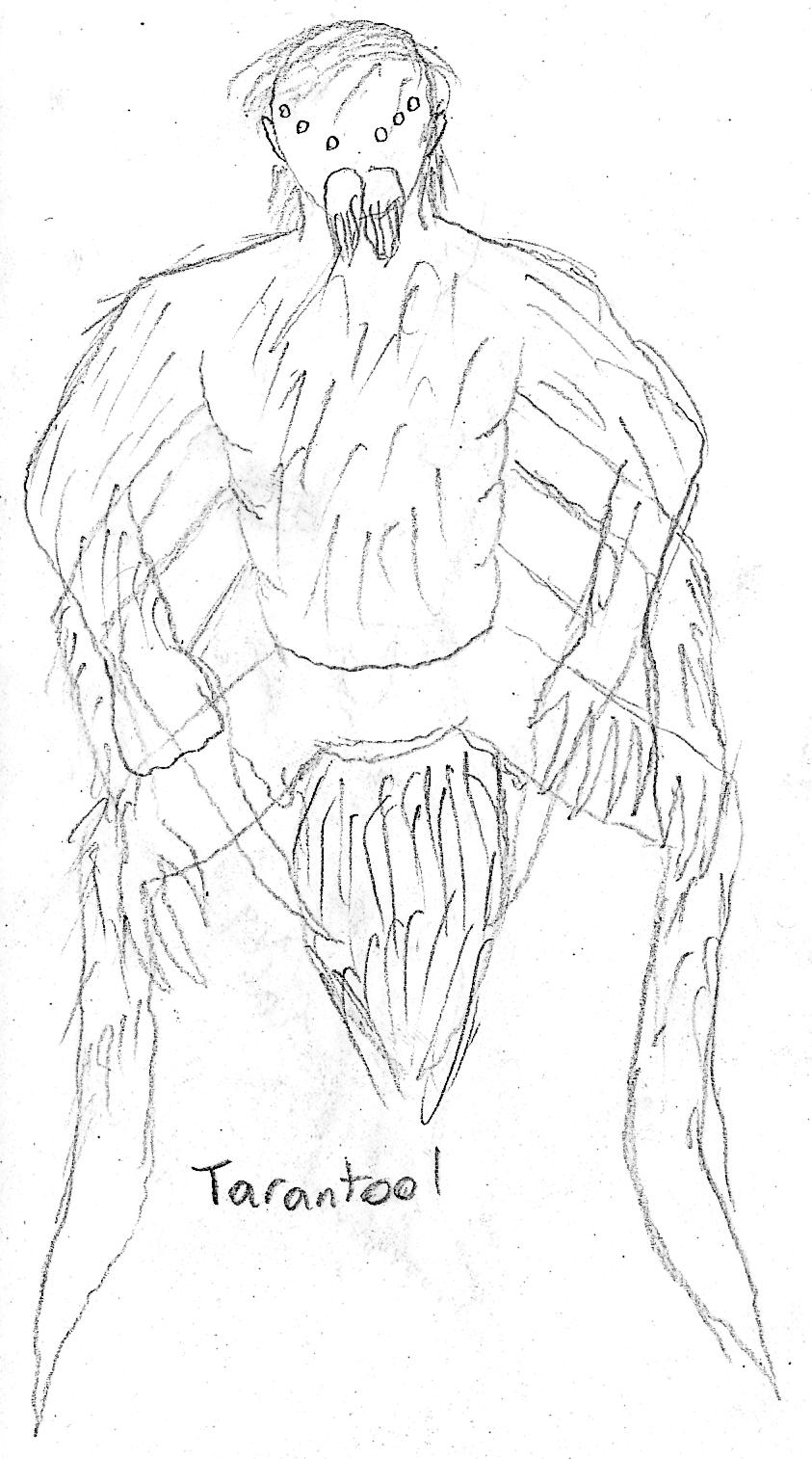 ShastaB24 character 16 - Tarantool