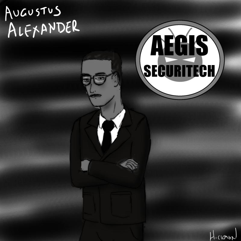 23 April 2015 - Augustus Alexander