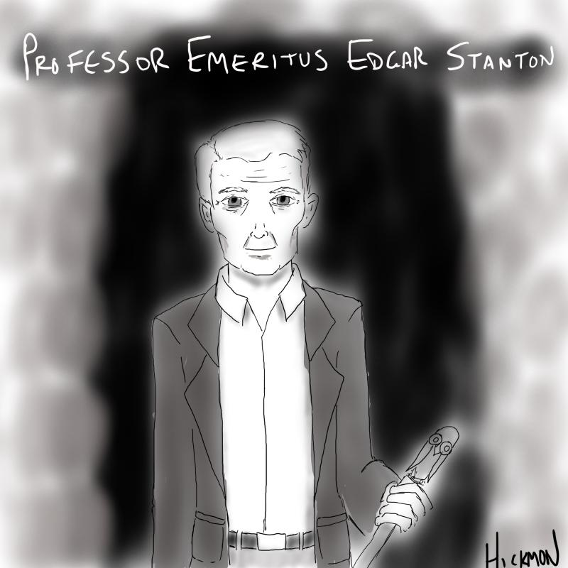 19 April 2015 - Professor Emeritus Edgar Stanton
